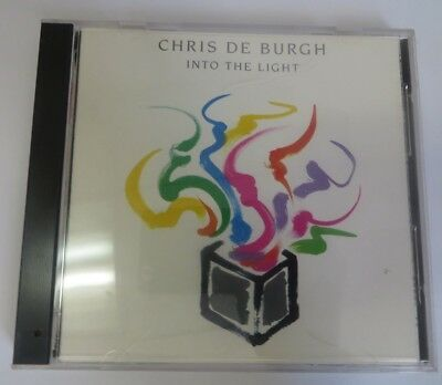 Into The Light -  Promotional CD - by Chris De Burgh - 1986