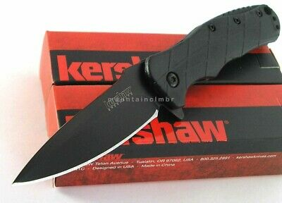 Kershaw RJ Tactical 3.0 Flipper SpeedSafe Assisted Opening Knife New BOX 1987