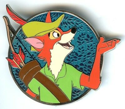 Walt Disney Imagineering - Heroes Series - Robin Hood Pin