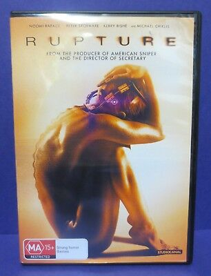 Rupture Dvd (Ex-Rental)