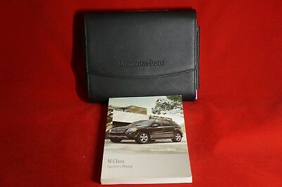 2011 Mercedes-Benz M-Class Owner's Manual