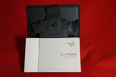 2010 Nissan Titan Owner's Manual