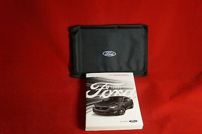 2017 Ford Taurus Owner Manual