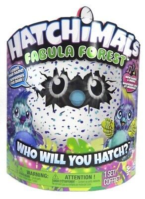 Hatchimals Fabula Forest Puffatoo New Games and Music New