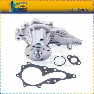 For 1997-2005 GS300 2001-2005 IS300 3.0L I6 Engine Water Pump w//o Housing New