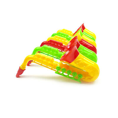 Plastic Trumpet Hooter Plastic Baby Musical Instrument Early Education Toys J&S