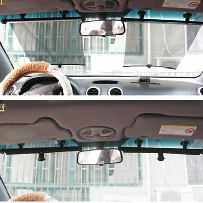 2x Universal Sun Shades Rear Side Seat Car Window Socks Baby Kids Protection FD