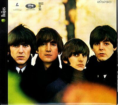 CD The Beatles ‎– Beatles For Sale - Album Nuevo y Precintado
