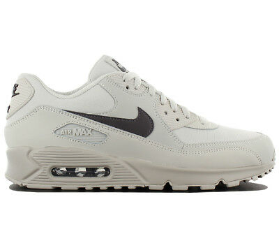outlet store bdd24 98774 Nike Air Max 90 Essential Baskets   Chaussures Homme Gris-Beige AJ1285-014  de