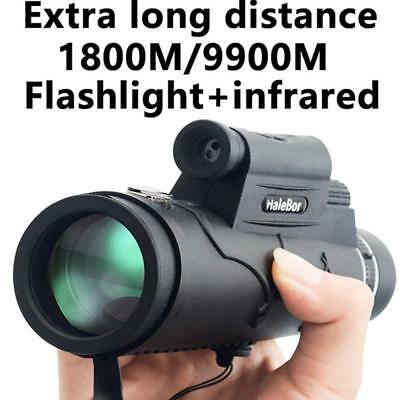 Compas Flashlight+infrared Distance Night Vision Monocular Telescope FAST