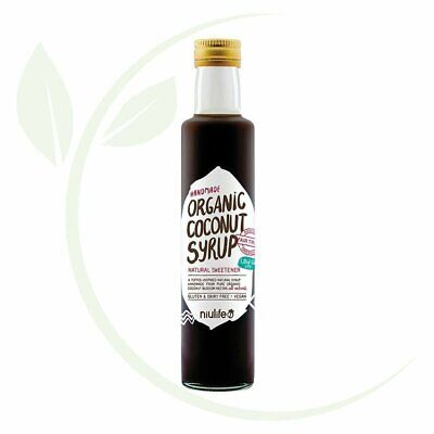 NIULIFE - Coconut Syrup  250ml