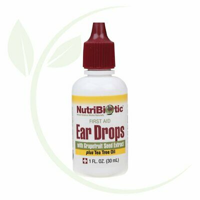 NUTRIBIOTIC - Ear Drops  30ml