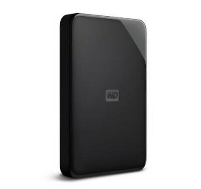 NEW WDBEPK0010BBK-WESN 1TB WD ELEMENTS SE USB 3.0 PORTABLE STORAGE....c.