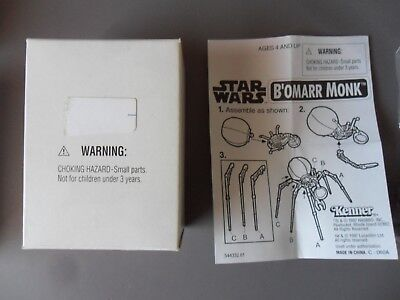 Star Wars   B'Omarr Monk      Mail In   Exclusive 1997