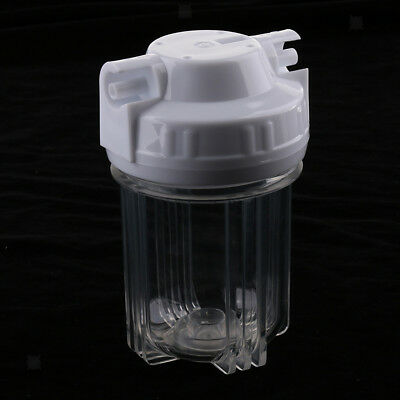 Water Purifier Prefilter Bottle Sediment Filter 3/8 inch Inlet Outlet
