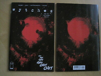 WYTCHES, BAD EGG : HALLOWEEN SPECIAL by SNYDER & JOCK . 2018, IMAGE ONE-SHOT