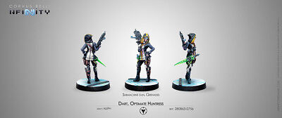 Infinity BNIB Dart, Optimate Huntress (SMG, Grenades) 280863-0756