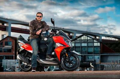 Sym jet 14 200,new 2019,injected,euro 4,abs,£54.52 mth,low % apr.lovely bike