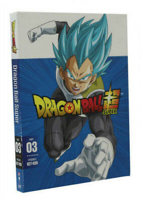 Dragon Ball z Super Part 3 DVD  New Sealed US