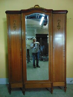 French Empire  Armoire C1920