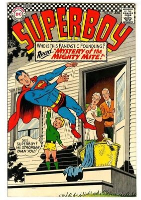 Superboy #137 (1967) VF+ New DC Silver Age Collection
