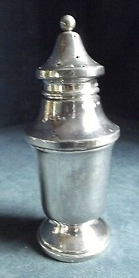 "SUPERB Large 6"" ~ SOLID SILVER ~ SIFTER ~ London 1932 by Collett & Anderson"
