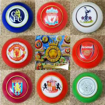 Soccer Starbles Official Single Football Marbles – Various Teams / Players