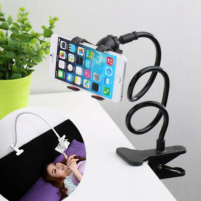 360° Rotation Lazy Holder Flexible Arm Table Stand Mount for Smart Phone Tablet