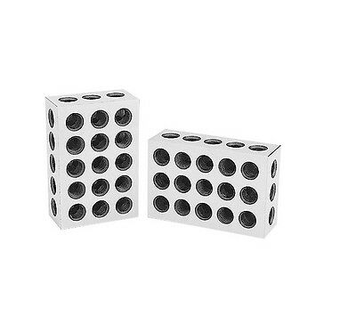 2-3-4 PRECISION BLOCK SET (23 HOLES) Ultra Precision