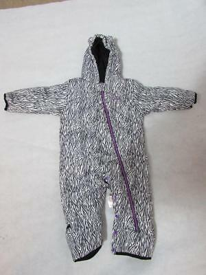 DARE 2B REGATTA Baby Boys Girls Padded Pram Suit Snow Suit Age 6-12 Months VGC