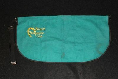 Binions Horseshoe Club Dealers Apron. Great Condition. Preowned.