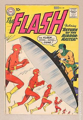 Flash (1st Series DC) #109 1959 VG- 3.5