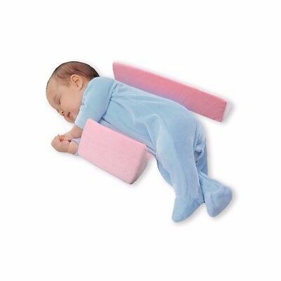Infant Sleep Pillow Support Wedge Adjustable Width For Baby Newborn Anti Flat