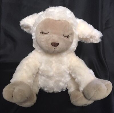 SwaddleMe Mommie Melodies LAMB Sleep Soother Plush Heartbeat Nature Lullaby Baby