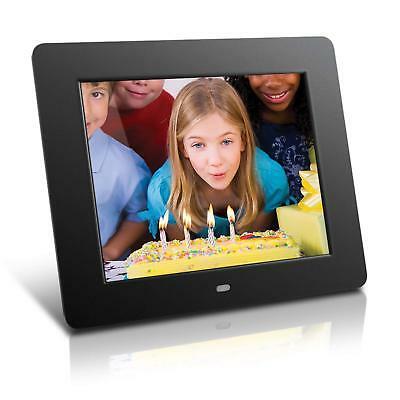 "Aluratek ADMPF108F 8"" Digital Picture Frame"