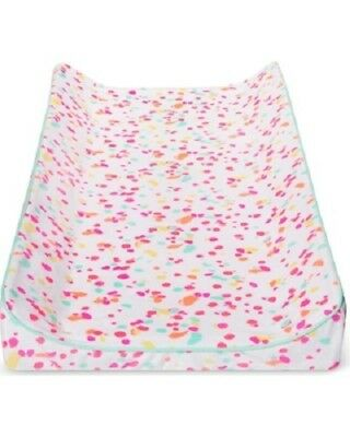 Oh Joy! Changing Pad Cover - Petal Dots - Pink