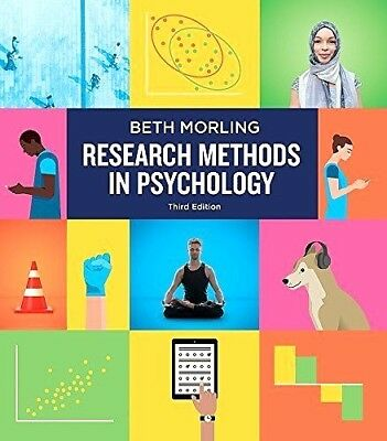 Research Methods in Psychology 3rd  and 2rd Edition By Beth Morling (PDF,EPUB,MO