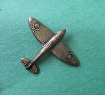 Jet Bomber Aircraft WWII Military Lapel Pin