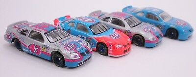 Action Lot of 4 Petty NASCAR Race Cars Bobby Hamilton