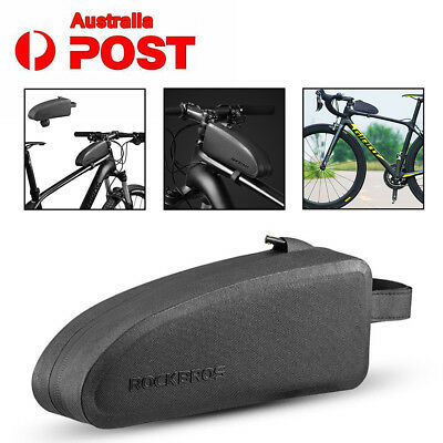 ROCKBROS Cycling Frame Bags Bike Bicycle Top Tube Waterproof  Large Capacity New