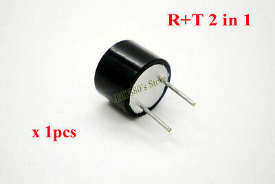 10mm 200khz Waterproof Ultrasonic Sensor Transducer Receive Transmitte R+T 2 IN1