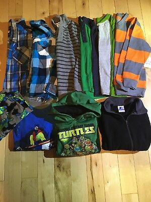 Boy's Size 6/7 Fall/Winter Lot