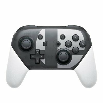 Manette de jeu sans fil Bluetooth Pro pour Nintendo Switch Super Smash Bros.