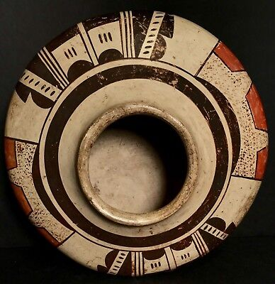Historic SIKYATKI-REVIVAL HOPI SEED JAR, Unsigned, Nampeyo type (1857-1942),NR!