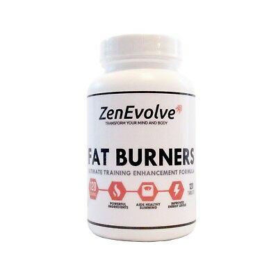 ZenEvolve Fat Burners; Lean, Fit and Slim Fast; Best for Extreme Boost;T5 Strong