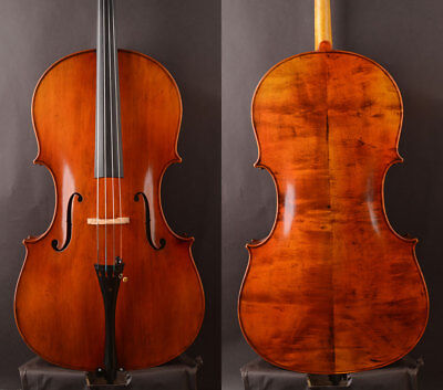 Special Offer! An Best Cello 7/8 Size Deep Tone,Size for lady Use,oil antique
