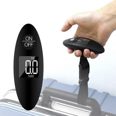 Portable Digital Travel Scale for Suitcase Luggage Weight 40KG Hanging Scale CHI