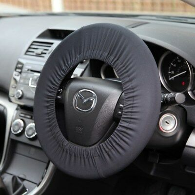 Disklok Steering Wheel Cover (Soft Cover-One Size Fits All)