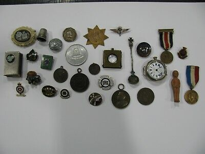 Quality & interesting vintage collectable job lot.