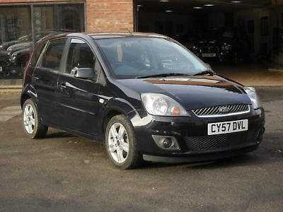 2008/57 Ford Fiesta 1.4 Zetec Climate Automatic